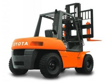 Вилочный погрузчик  Toyota 02-7FDА50